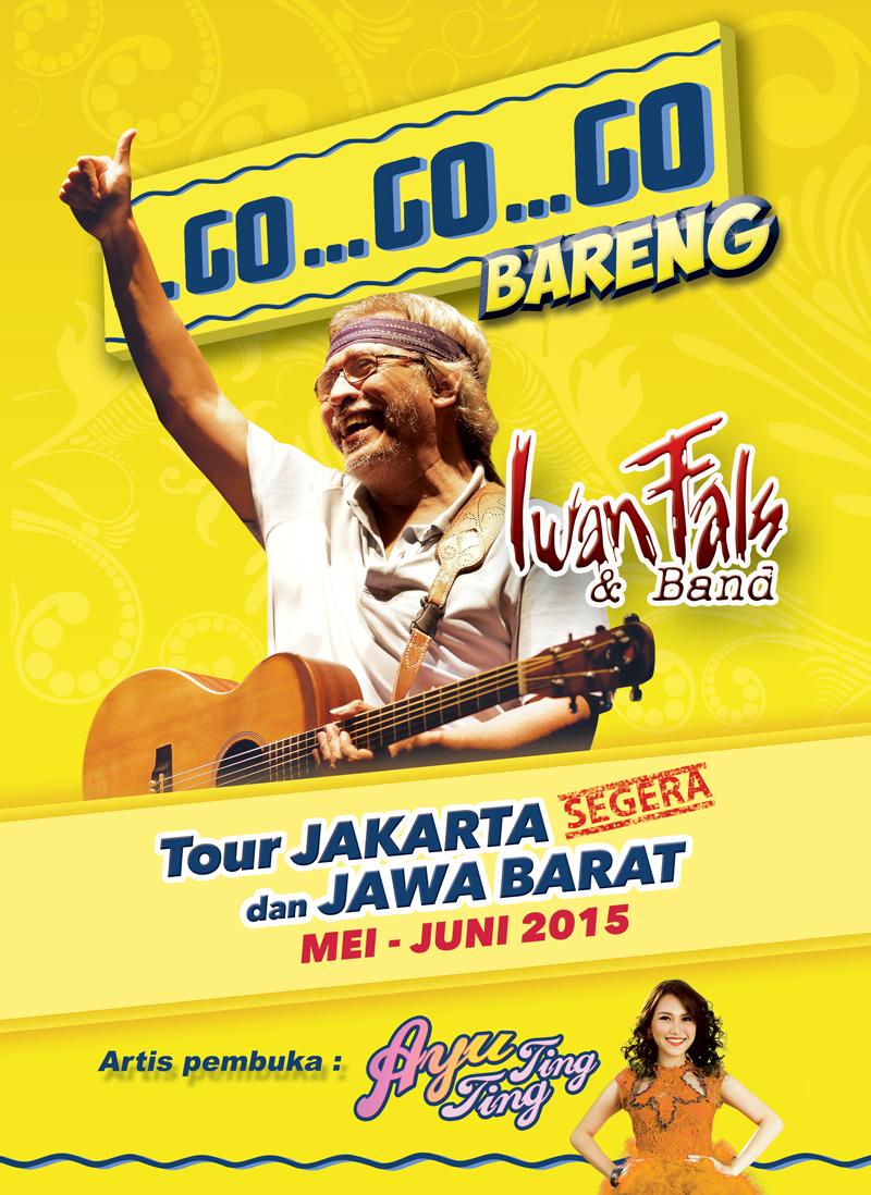GO GO GO Bersama Iwan Fals