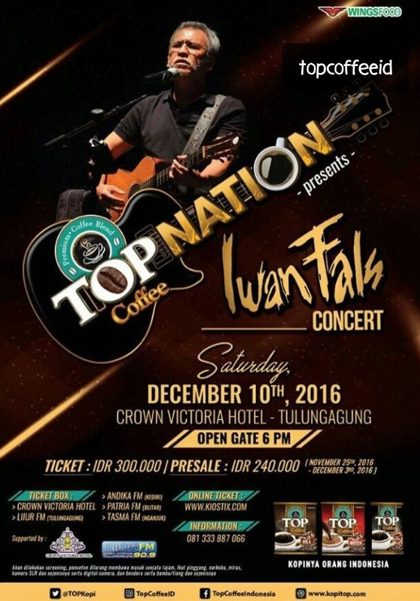 Top Nation Konser Iwan Fals & Band