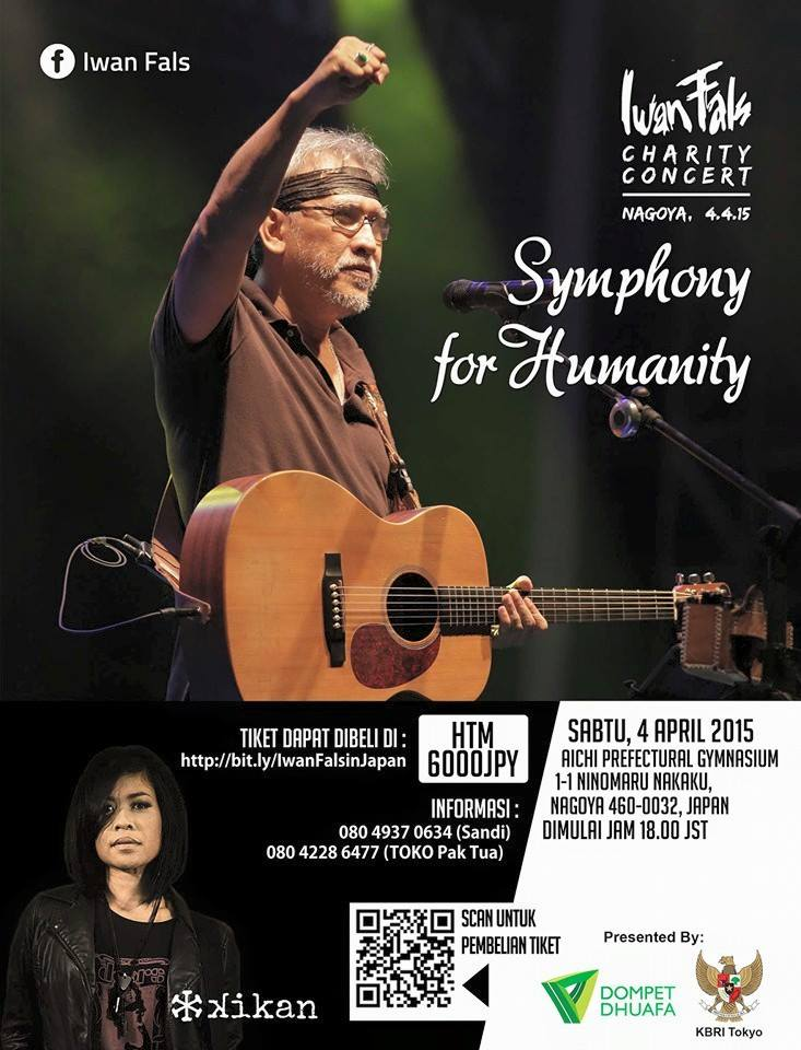 Iwan Fals Charity Concert
