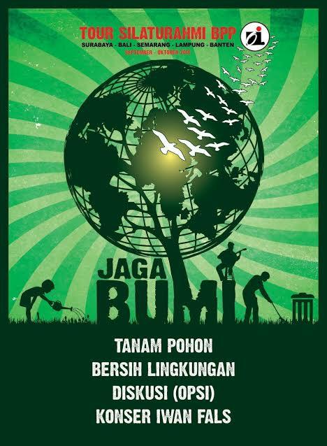 """Tour Silaturahmi BPP Oi """"JAGA BUMI"""""""